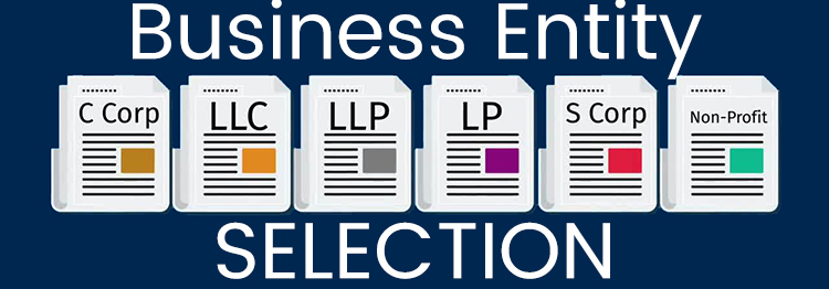 Business Entity Selection